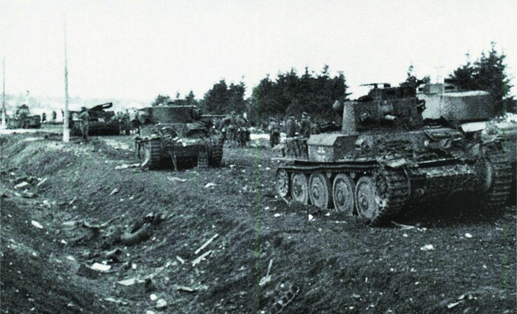 Лето 1941-го глазами врага