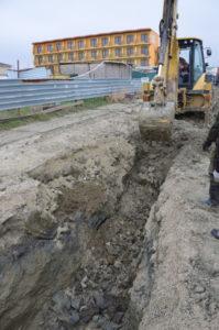 Строителями обнаружены останки